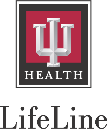 Indiana University Health - Lifeline Critical Care Transport logo