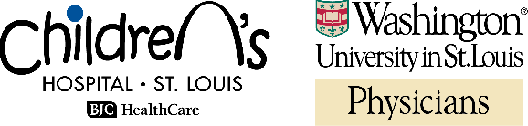 St. Louis Children's Hospital logo