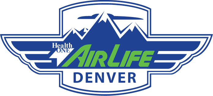 AirLife Denver / HealthONE logo