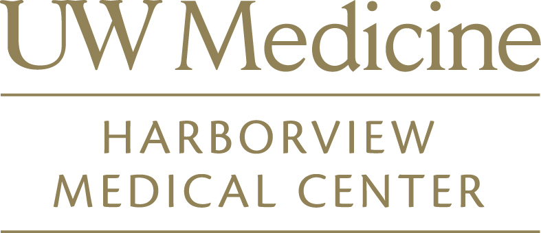 Harborview Medical Center, UW Medicine logo