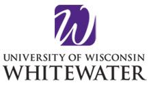 University of Wisconsin-Whitewater's Logo