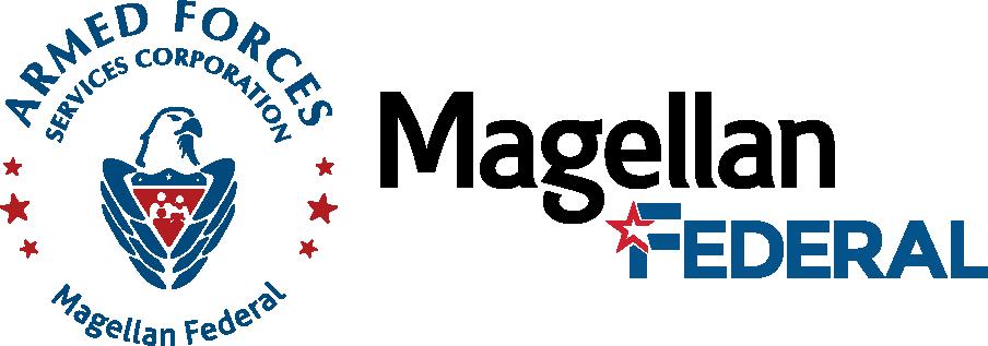AFSC/Magellan Federal's Logo