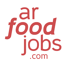 Arkansas Food Jobs Logo