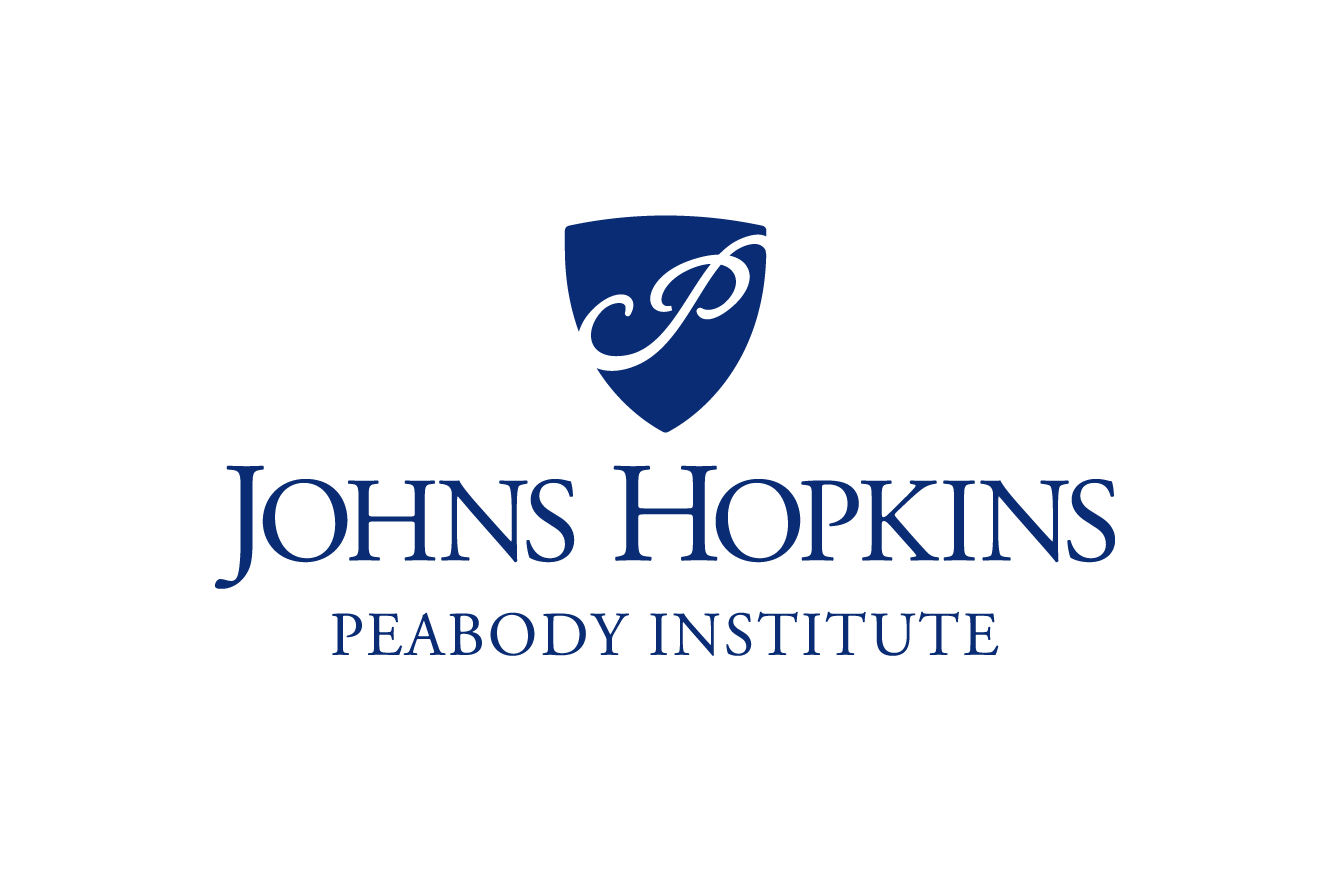 Johns Hopkins University Peabody Institute logo