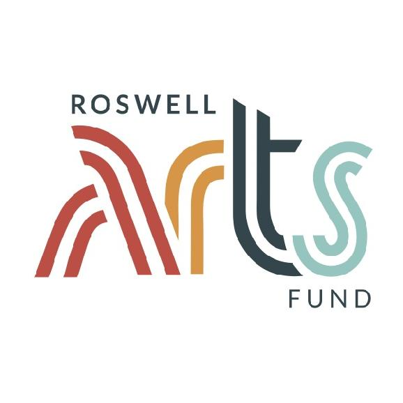 Roswell Arts Fund logo