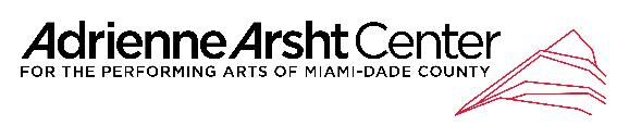 The Adrienne Arsht Center  logo