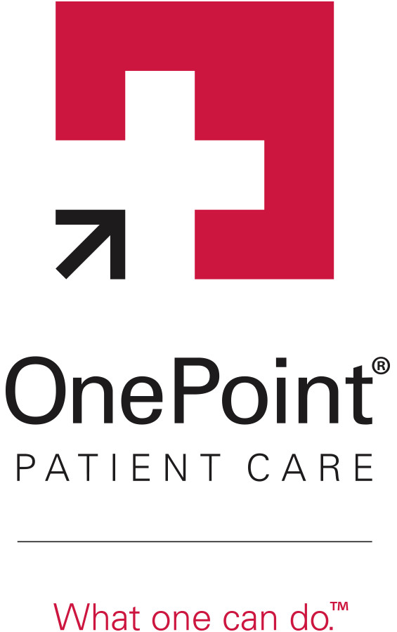 OnePoint Patient Care's Logo