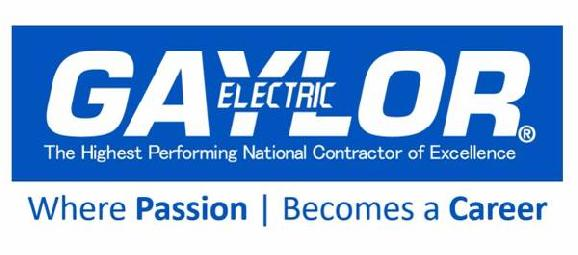 Gaylor Electric logo