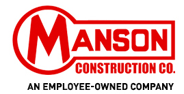 Manson Construction Co. logo