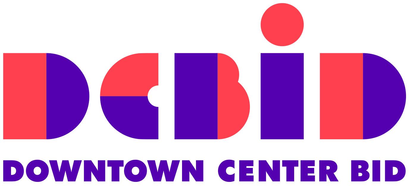 Downtown Center Business Improvement District's Logo