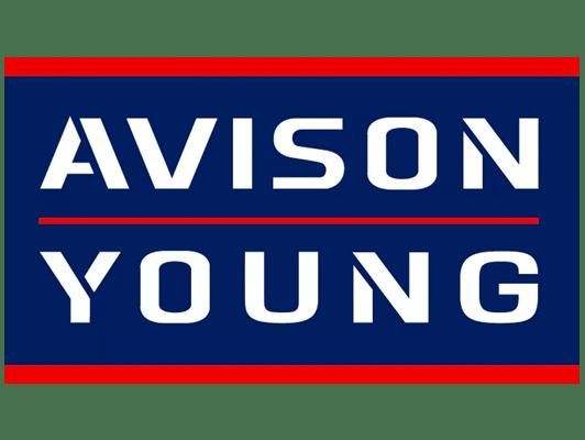 Avison Young's Logo