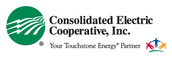 Consolidated Electric Cooperative, Inc.'s Logo