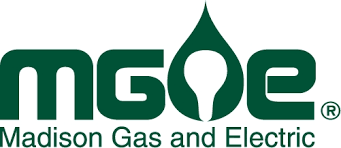 Madison Gas & Electric Company (MGE)'s logo