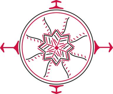Bear River First Nation's logo width=