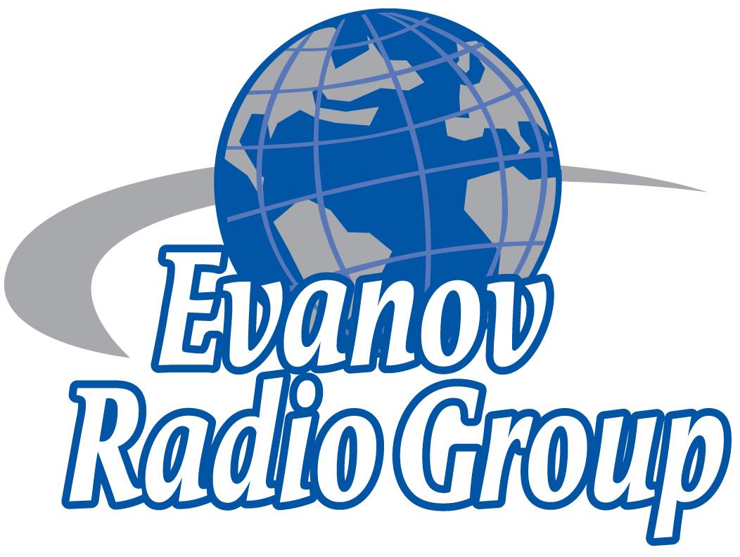 Evanov Radio Group's logo width=