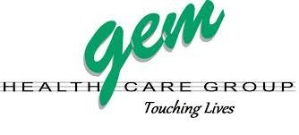 Gem Health Care Group's logo width=