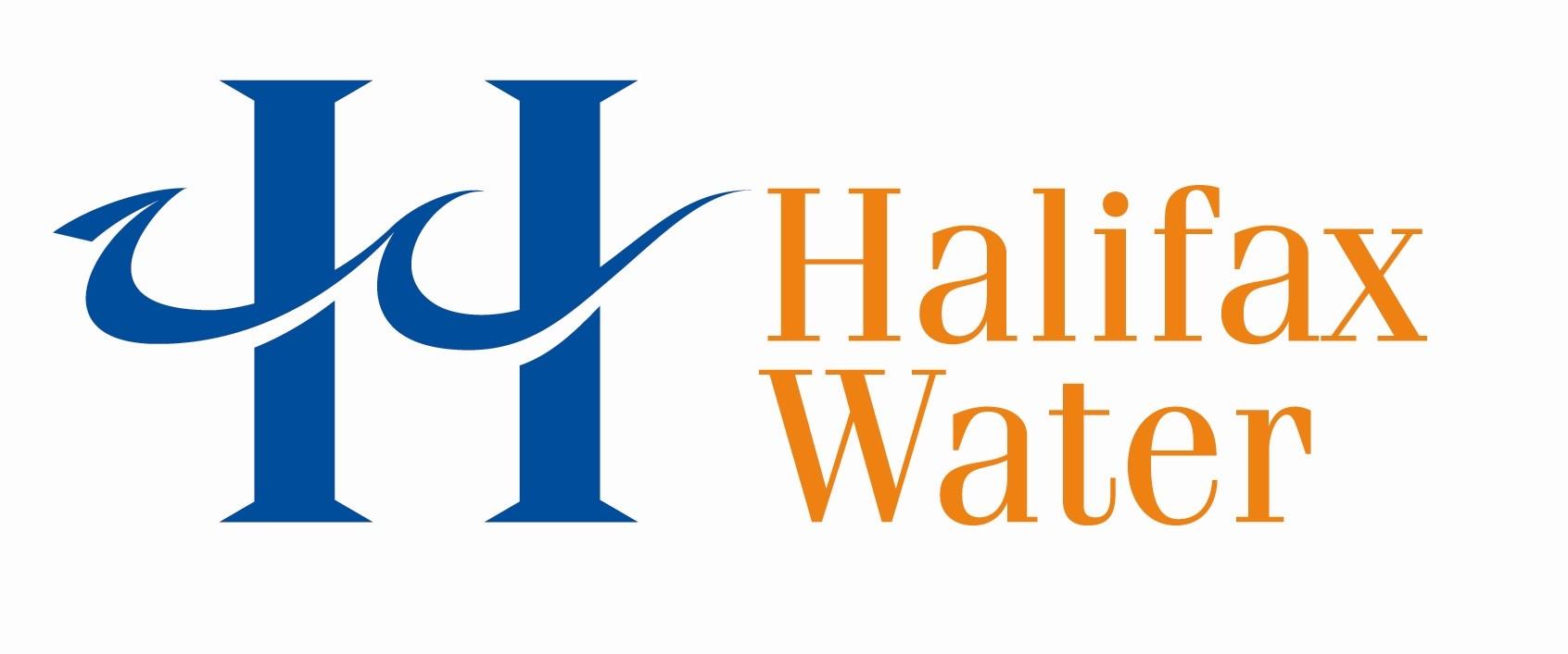 Halifax Water's logo width=