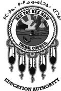 Kee Tas Kee Now Tribal Council's logo width=