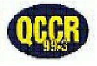 CJQC Radio Society (QCCR)'s logo width=