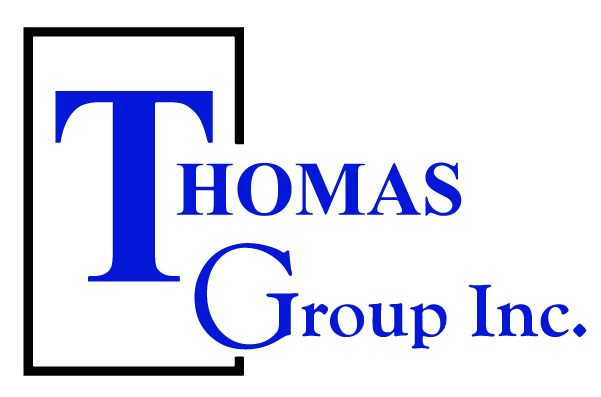 THOMAS Insulation's logo width=