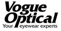 Vogue Optical's logo width=