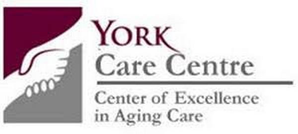 York Care Centre's logo width=
