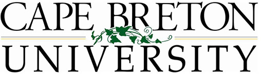 Cape Breton University's logo width=