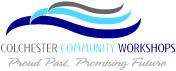 Colchester Comunity Workshops's logo width=