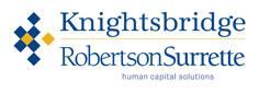 Knightsbridge Robertson Surrette's logo width=