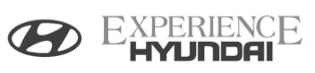 Experience Hyundai 's logo width=