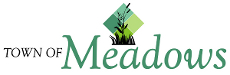Town of Meadows's logo width=