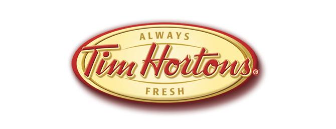 Tim Hortons 's logo width=