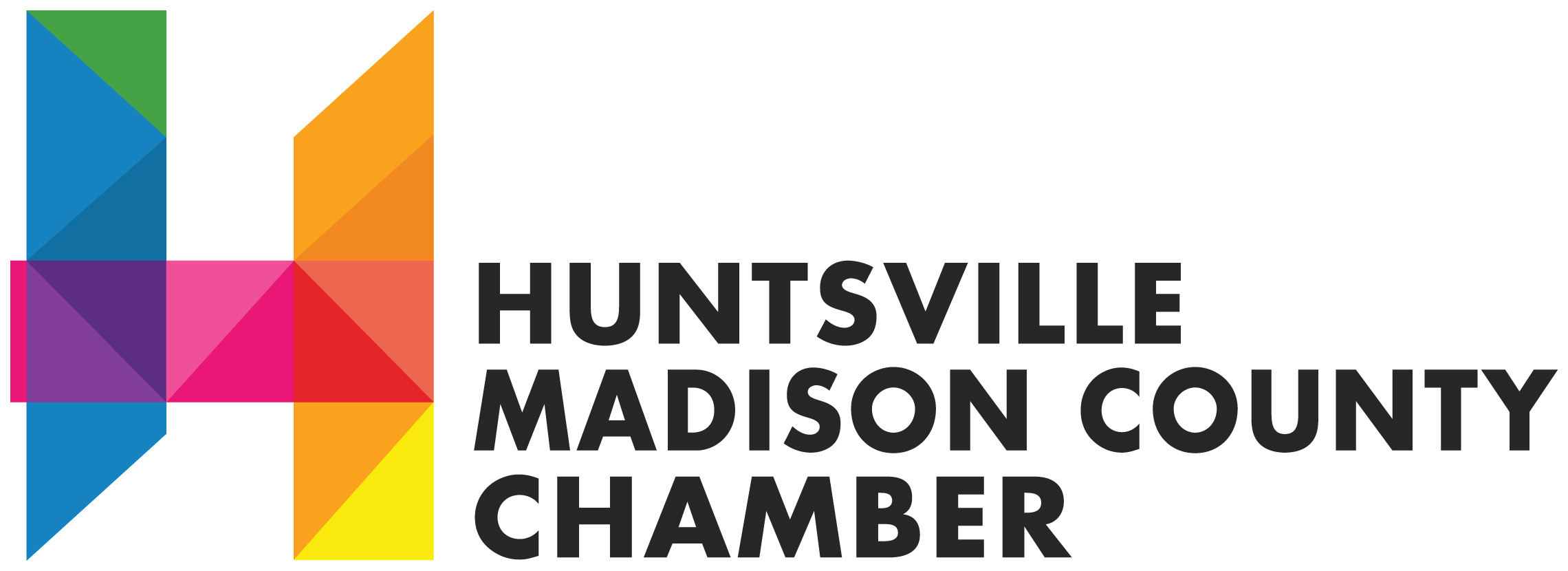 Chamber of Commerce of Huntsville/Madison County logo