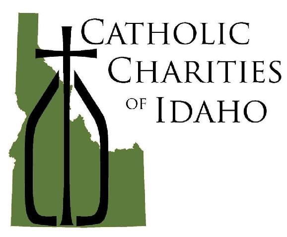Catholic Charities of Idaho logo