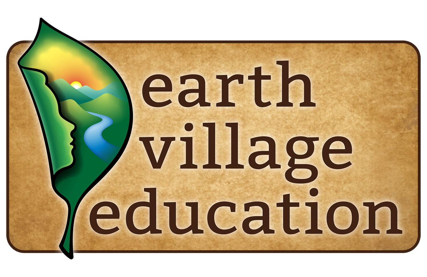 Earth Village Education logo