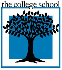 The College School's Logo