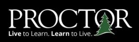 Proctor Academy Ocean Classroom's logo