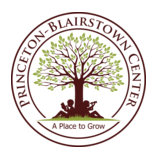 The Princeton Blairstown Center logo