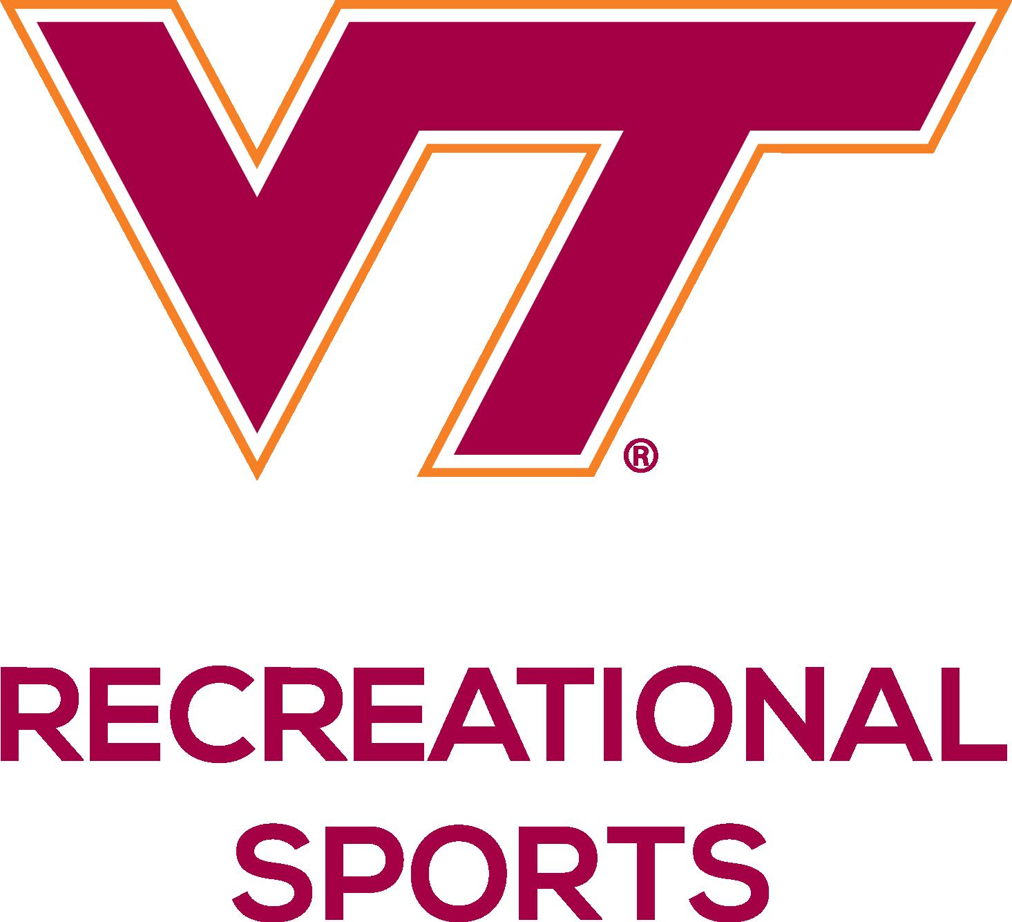 Virginia Tech Recreational Sports logo