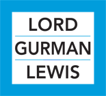 Lord Gurman Lewis logo