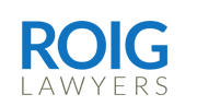 ROIG Lawyers logo