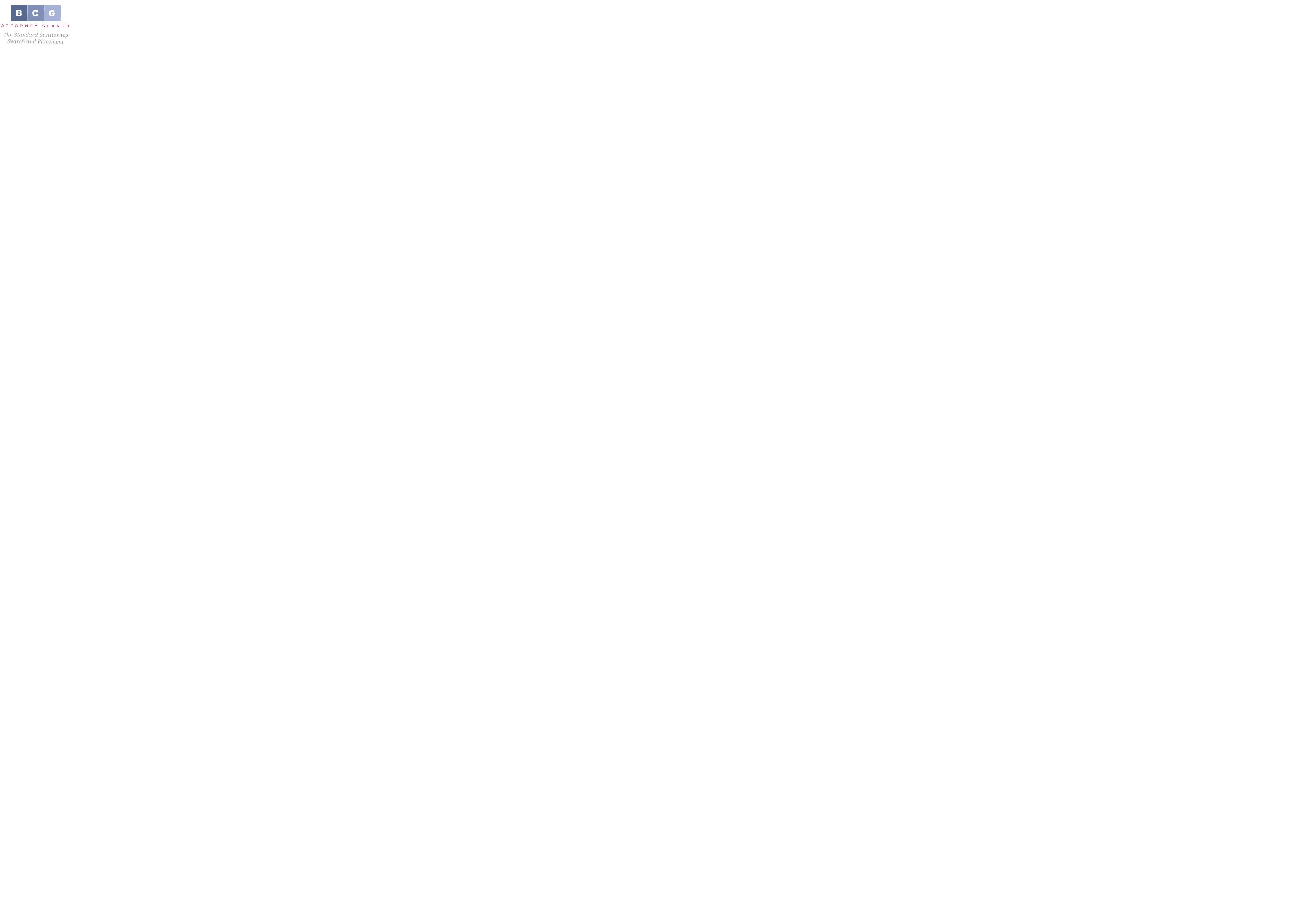 BCG Attorney Search logo