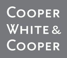 Cooper White Cooper logo