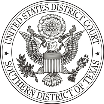 U.S.  District Court for the Southern District of Texas logo