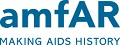 amfAR, The Foundation for AIDS Research logo