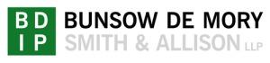 Bunsow De Mory Smith & Allison LLP logo