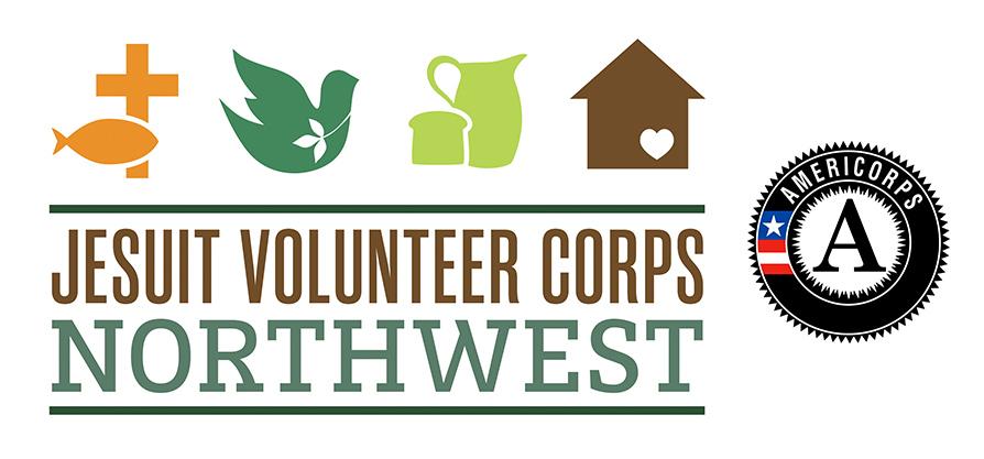 Jesuit Volunteer Corps (JVC) Northwest's Logo