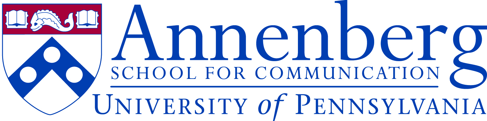 Annenberg School for Communication, University of Pennsylvania logo