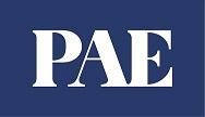 PAE's logo
