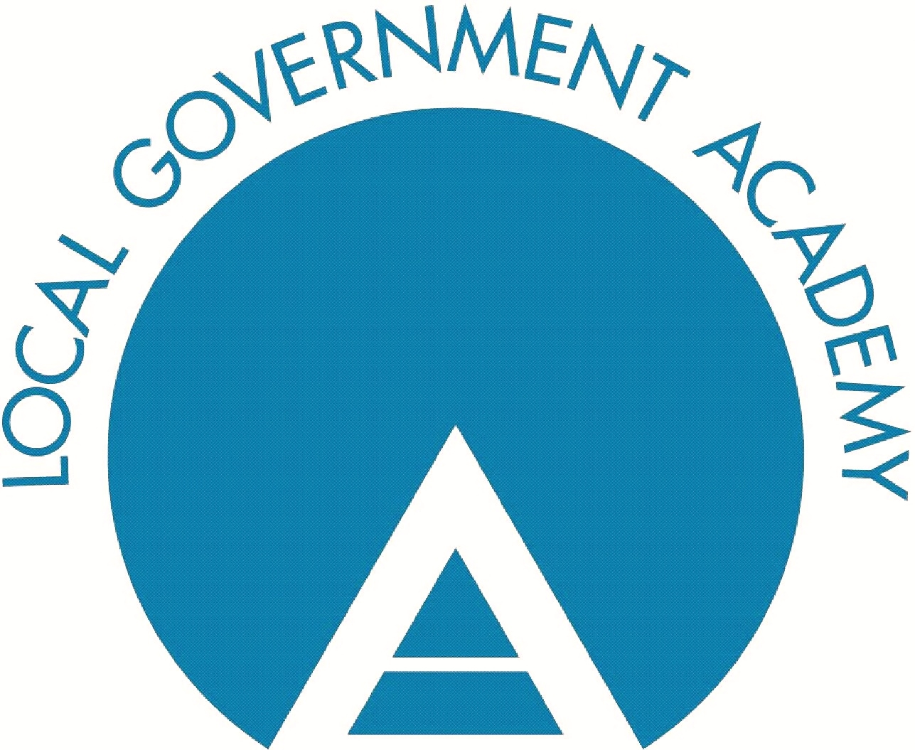 Local Government Academy's Logo